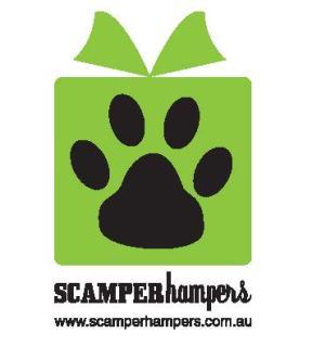ScamperHampersLogo